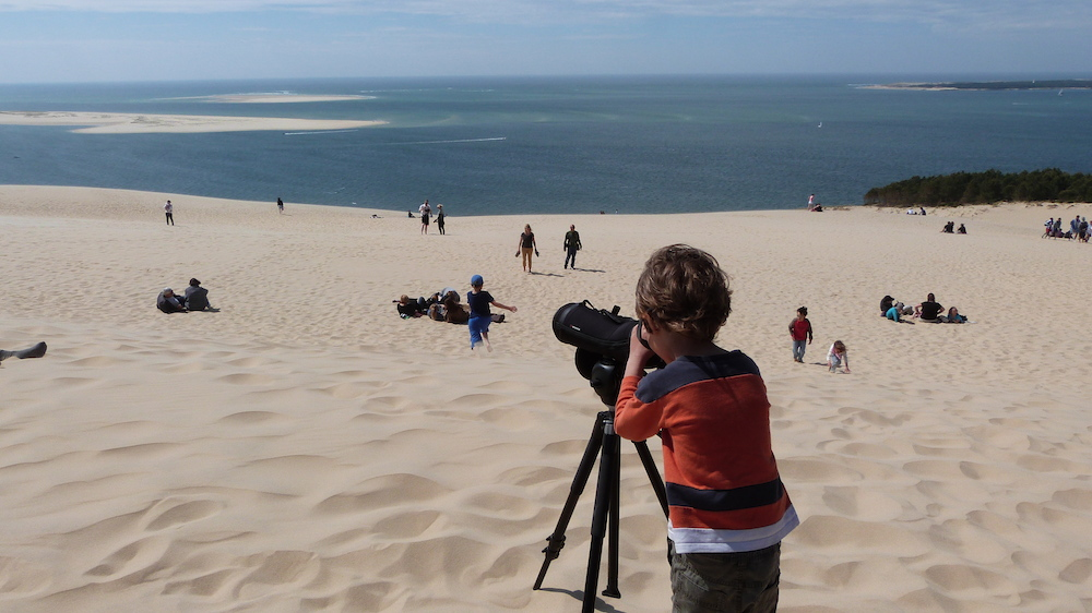 dune pilat accueil poste