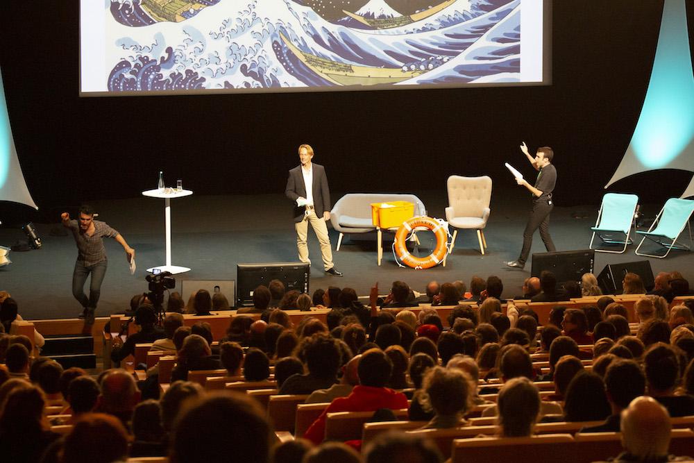 marais poitevin show scientifique intervention rencontres2020