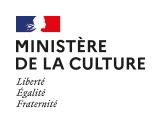 Logo Ministare Culture